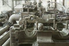 Tettoia dello strumento Immagine Stock