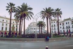 Tetuan bonito em Marrocos fotos de stock