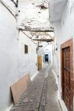 Tetuan in Morocco Royalty Free Stock Photo