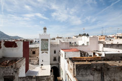 Tetuan in Morocco Stock Photography