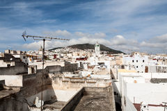 Tetuan w Maroko Obraz Stock