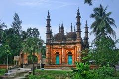 Tetulia Jame Masjid stockfotos