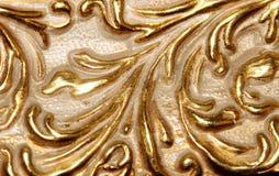 Tetxure del oro fotografía de archivo
