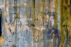 Tetxure resistido sujo velho do metal Imagem de Stock