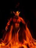 Teufel stock abbildung
