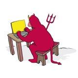 Teufel Stockfoto