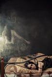 Teufel von den Träumen lizenzfreie stockbilder