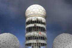 Teufelsberg-Radarstation lizenzfreies stockbild