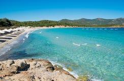 Free Teulada Beach Stock Image - 55623611