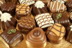 Teure Bonbons Stockfoto