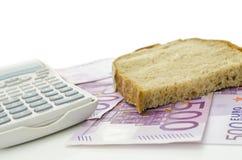 Teure Nahrung Lizenzfreies Stockfoto