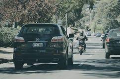 Teurer Verkehr Lizenzfreie Stockbilder