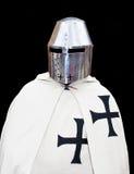 Teuton骑士 免版税库存照片