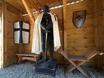 Teutonic рыцарь стоковые изображения rf