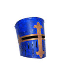 Teutonic Helmet Stock Images