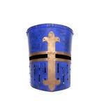 Teutonic Helmet Royalty Free Stock Photography