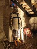 Teutonic knight, Lublin, Poland Royalty Free Stock Photo