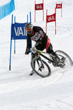 Teva Dual Slalom Bike Royalty Free Stock Images