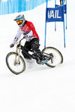 Teva Dual Slalom Bike Stock Photo