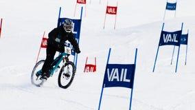 Teva Dual Slalom Bike Stock Image