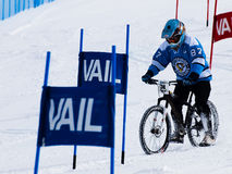 Teva Dual Slalom Bike Royalty Free Stock Photography