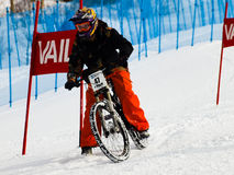 Teva Dual Slalom Bike Stock Photography