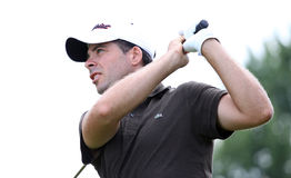 Teva Lecuona a golf Prevens Trpohee 2009 Fotografie Stock
