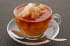 Teveel suiker stock fotografie