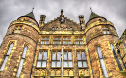 Teviot Row House in Edinburgh Royalty Free Stock Images