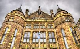 Teviot Row House in Edinburgh Royalty Free Stock Images