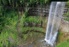 Tew's Falls Vista Stock Images