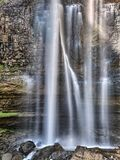 Tew's Falls Royalty Free Stock Photography