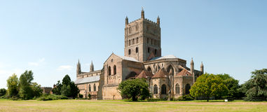 Tewkesbury Abbey Royalty Free Stock Images