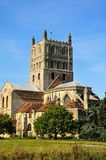 Tewkesbury Abbey. Stock Images