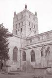 Tewkesbury Abbey Church, Inglaterra; Reino Unido Imagen de archivo libre de regalías