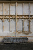 Tewkesbury Abbey, England, Architectural detail Stock Photography