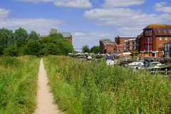 Tewkesbury Royalty Free Stock Images