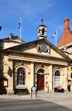 Tewkesbury Town Hall. Stock Photo