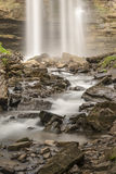 Tews Falls Base Royalty Free Stock Photo
