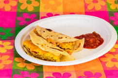 Tex-Mex Breakfast Stock Images