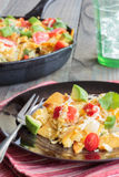 Tex-Mex Migas Royalty Free Stock Photos