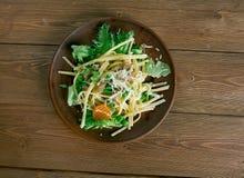 Tex-Mex taco salad Stock Images