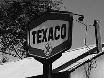 texaco Стоковые Фотографии RF