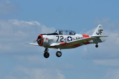 Texan AT-6 Photos libres de droits