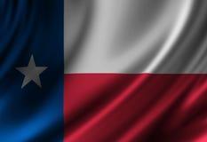 Texan flag Stock Images