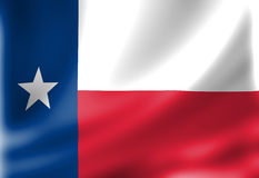Texan flag Royalty Free Stock Images