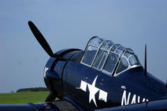 Texan T-6 Photos stock