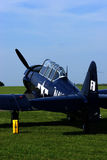Texan T-6 Images stock