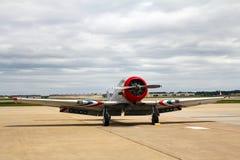 Texan T-6 nord-américain Photographie stock