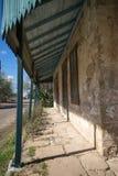 Texan vintage house porch Stock Photos
